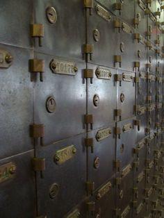 Old Mailboxes @Rachel Gladis Museum St. Louis, MO via CLC Photography