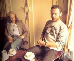 Eno and Fripp - May 28, 1975.