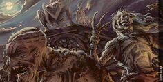 Zombi - Seres Mitológicos y Fantásticos