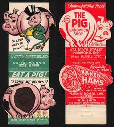 eat a pig