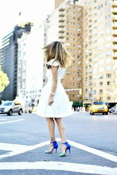 Shop this look on Kaleidoscope (dress, sandals)  http://kalei.do/WKdHX77ZcY3WG4Yv