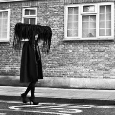 avant gard, gorgeous gothic, daphne guinness, haut goth, le mindu, fashion photography, editorial fashion