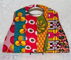 Even teachers want to be cool and colorful OutoftheBox clutch by whatisyourACCENT on Etsy, $64.99
