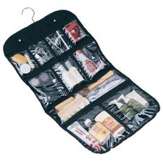 http://www.amazon.com/exec/obidos/ASIN/B0000CNR1L/pinsite-20 Household Essentials 06910 Ten Pocket Hanging Cosmetics/Grooming Bag, Black Best Price Free Shipping !!! OnLy 16.01$