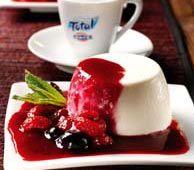 FAGE Total 0% Panacotta with Seasonal Fruits | Recipes | FAGE
