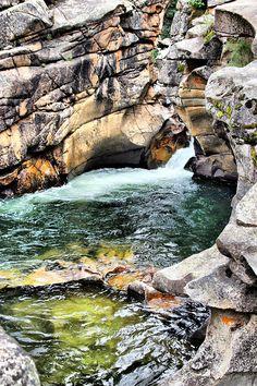 ✯The Grottoes east of Aspen, Colorado