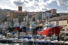 Basque Country, Gipuzkoa, Getaria