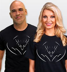 New arrival at HeroMart: Glow-in-the-Dark Artix T-Shirt. This Artix Logo glows fo' sho!  Allow the Artix Logo Glow-in-the-Dark Shirt to shed some phosphorescent light on your real-life adventures. After amazing your friends with your magically enhanced T-Shirt, amaze the world wide web with exclusive in-game items in AdventureQuest Worlds, HeroSmash, AdventureQuest, and MechQuest.  Glow with the flow with your Glow-in-the-Dark Artix Logo T-Shirt!