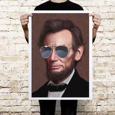 Abraham Lincoln Sunglasses