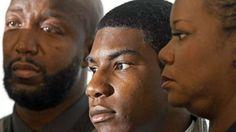 Trayvon Martin's family