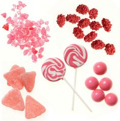 Thinking about edible wedding favors? Take a look at this sweet candy glossary.