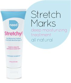 Stretchy - stretch mark cream