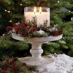 Christmas candle....