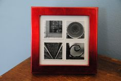 LOVE Square Alphabet Art Photography Collage by InTheParkLetterArt, $5.00