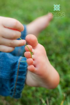 Toddler toes, 2 year old photos, little details, photographing toddlers // St. Louis Family and Children's Photography by Kairos Photography photograph toddler, photographing toddlers, toddler toe