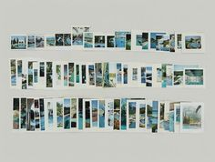 Taryn Simon, Folder: Swimming Pools, archival inkjet print 47 x 62 inches