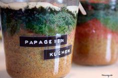 Papageienkuchen - vegan :)