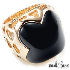 """Facebook contest for 6/3/13. Park Lane will be randomly selecting at least 5 winners throughout the day until 5pm central to receive a fabulous jewelry sample prize!!!! """"Like"""" & """"Share"""" the """"Gold Coast Ring"""" Official Park Lane POST on the Jewels by Park Lane Inc. Page to be entered!"""