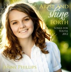 Arise and Shine Forth program ideas from JennyPhillips.com....  YWiE ideas that include themes, food ideas, decoration ideas, etc.