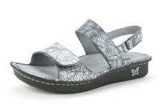 Alegria Verona Disco Desert - on closeout for $59! | Alegria Shoe Shop #AlegriaShoes #Sandals #Spring2014 #Closeouts
