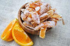 Orange Peel Candy - Shugary Sweets