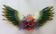 Little Wing & exploding florals - >>> Lacy Barry << Production Designer // Installation Artist << New York