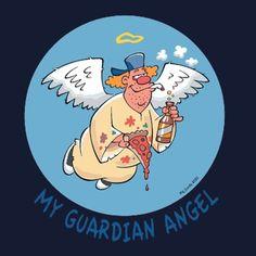My Guardian Angel - Just Your Average Joe Halo