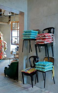 Charleston Girl: Wordless Wednesday: Anthropologie Store Displays