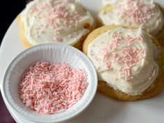 How to make your own sprinkles for cakes, cupcakes, cookies, etc.