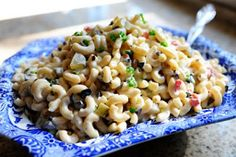 The Best Macaroni Salad Ever (by The Pioneer Woman Cooks)