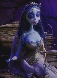 Corpse Bride- One of my Fave Tim Burton characters