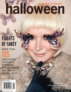 A Very Martha Stewart Halloween