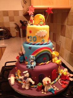 30th 80's themed birthday cake birthday parti, 30th 80s, cake idea, theme birthday, birthdays, 80s parti, 80s theme, 30th birthday, birthday cakes