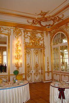 Peterhof Palace   St. Petersburg, Russia