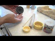 tutorial, cake decor