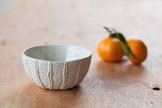 hand knit & cast porcelain by radfordleigh, via Flickr