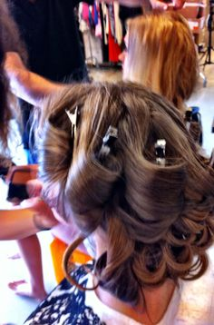Hair are gettin' ready for our #new #LookBook! #BSB_FW14 #collection