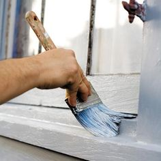 How to Paint Your House's Exterior - Step by step for a professional looking paint job.