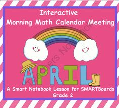 morn calendar, math calendar, core align, morn math, daily math, common core, lesson idea, calendar math, 1st grade