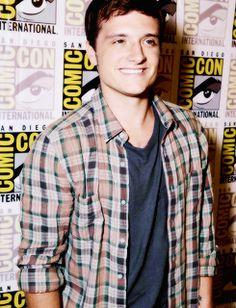 Josh at Comic Con 2013