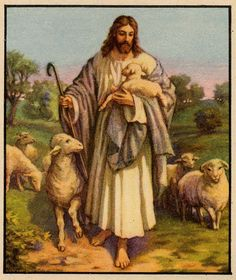 Parable of the Lost Sheep and Coin | jesus-the-good-shepherd.jpg