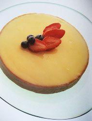 Lemon-Lemon Lemon Cream Pie