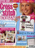 """Gallery.ru / tymannost - Album """"Cross Stitch Crazy 060 June 2004"""""""