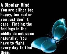 . quotes, butterflies, blue butterfli, true words, desktop, wallpapers, beauti, bipolar mind, hd wallpap