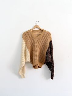 // vintage sweater