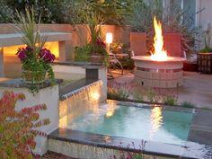 Amy Bird Tweets: Beautiful Backyards
