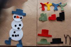 We're Building Snowmen Over Here!