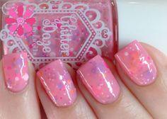 GlitterDaze A Budding Romance Nail Polish | Cosmetic Sanctuary