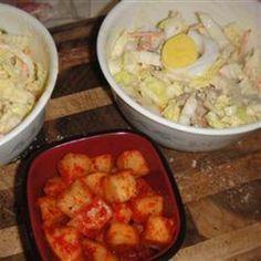 Carole's Sesame Chicken Salad salad recip, sesam chicken, chicken salads, dish salad, sesame chicken, favorit recip, salad allrecipescom, carol sesam, salad foodanddrink