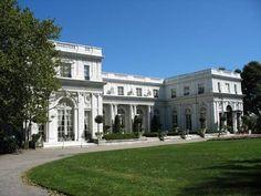 Rosecliff House AKA The Herman Oelrichs House or the J Edgar Monroe House 1898